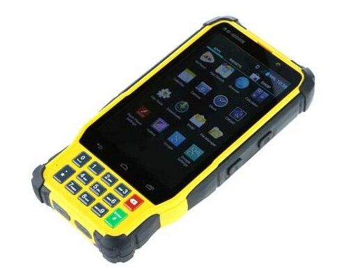 Terminal móvil android pos con impresora, terminal inteligente inalámbrico de mano con bluetooth/wifi/3G/4g