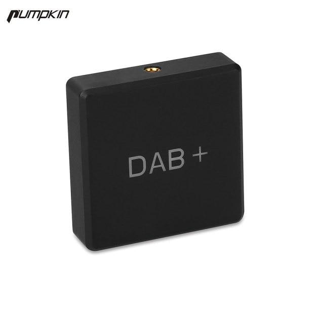 Pumpkin DAB + digitale radio box met Touch Control voor Pumpkin - Auto-elektronica
