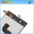 1 unidades envío gratis nuevo probado para sony para xperia e3 D2206 D2203 pantalla lcd con pantalla táctil en blanco y negro + libre herramientas