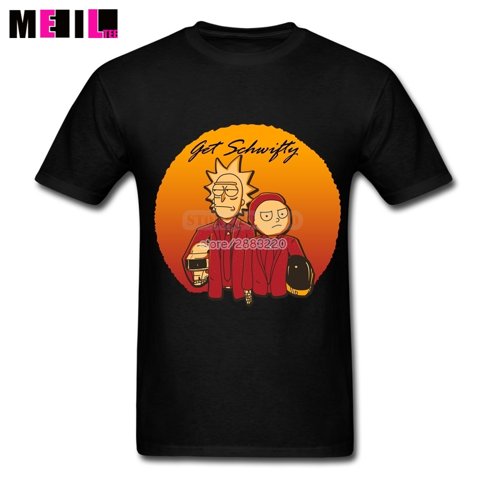 Design t shirts online - Awesome Men S Get Schwifty Short Sleeve T Shirts Xxxl Rick And Morty Design T Shirt Online