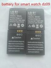 2 teile/los Batterie Für Smart Uhr dz09 SmartWatch Ersatzakku Für Smart Uhr dz09
