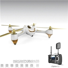 H501S Hubsan X4 PRO 5.8 Г FPV GPS Бесщеточный Follow Me RC Мультикоптер С HD 1080 P Камеры RTF (Pro Версия)