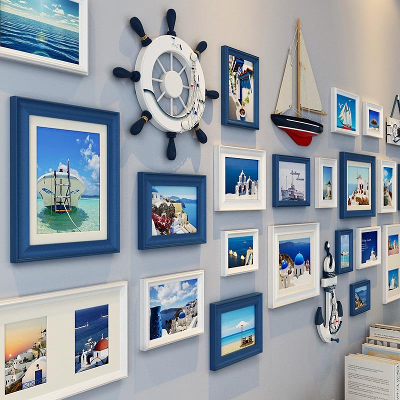 Nett Fotorahmen Für Viele Bilder Fotos - Badspiegel Rahmen Ideen ...