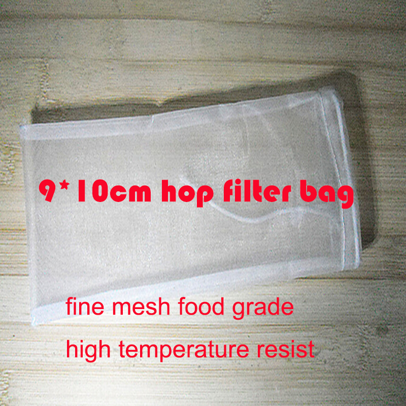 HOT Mesh Homebrew Filter Bag Hops Home Brew Beer Wine Coffee Making High Quality
