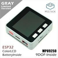 M5Stack Offizielle ESP32 Mpu6886 + BMM150 9Axies Motion Sensor Core Entwicklung Kit Extensible IoT Entwicklung Board Arduino
