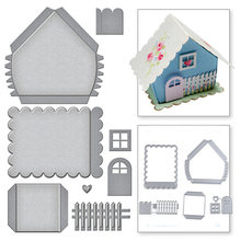 Popular Paper House Template-Buy Cheap Paper House Template