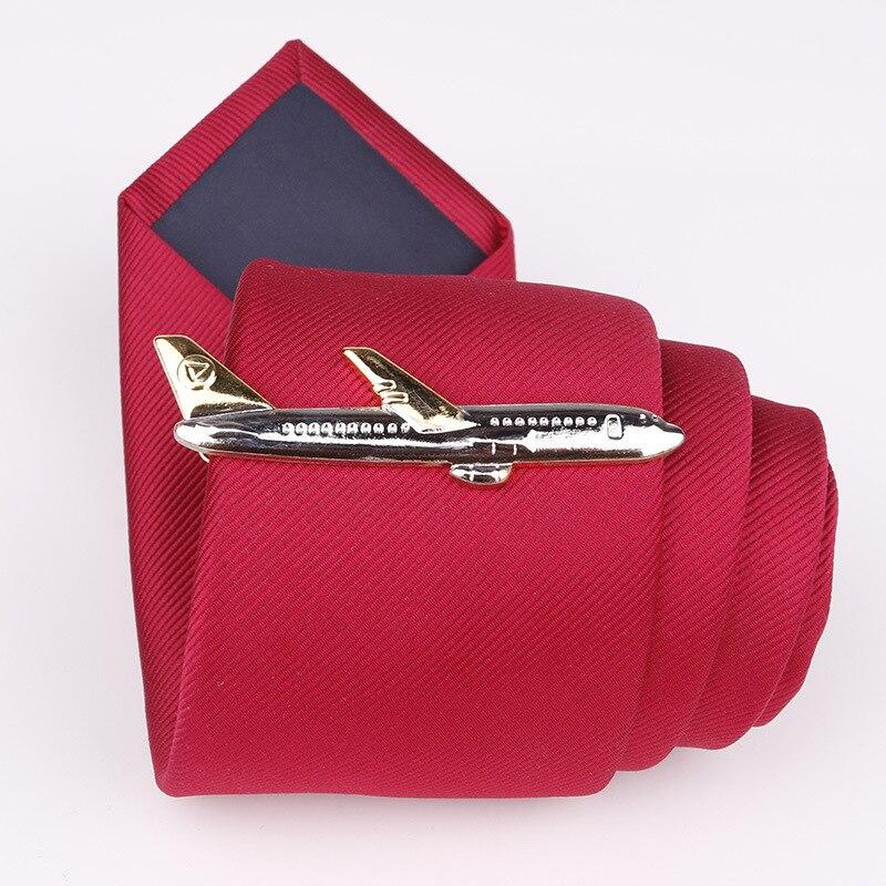 Самолет зажим для галстука