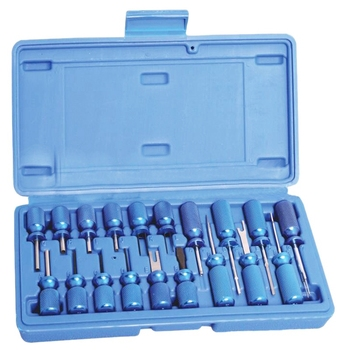 Wire Terminal Tool | 19Pc Universal Automotive Terminal Release Tool Kit 6786 Car Wiring