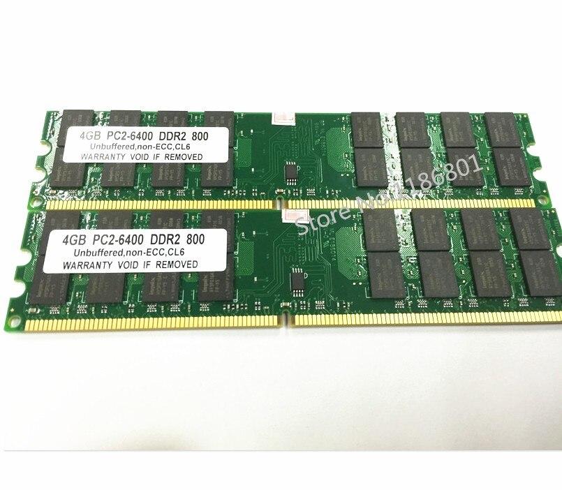 Nieuwe verzegelde DDR2 800 Mhz / 667 Mhz / 533 Mhz PC2 6400 1 GB / 2 - Computer componenten - Foto 6