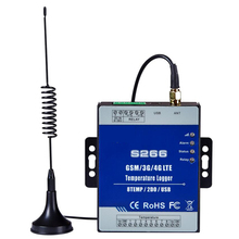 3G Temperature Monitoring Alarm 8 Channel Temperature Data Logger High/Low Alert via SMS/Call/GPRS supports Android/IOS APP