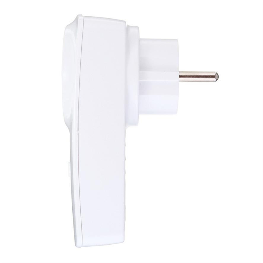 Image 2 - 16A Wifi Smart EU Plug Power Socket Outlet APP For Amazon Alexa For Echo Google Smart Home Dropshipping Mar 19-in Home Automation Modules from Consumer Electronics