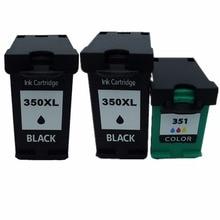 Ink Cartridge For HP 350 351 350XL 351XL HP350 HP350XL Photosmart C4250 C4270 C4272 C4273 C4275 C4280 C4283 C4285 Inkjet Printer
