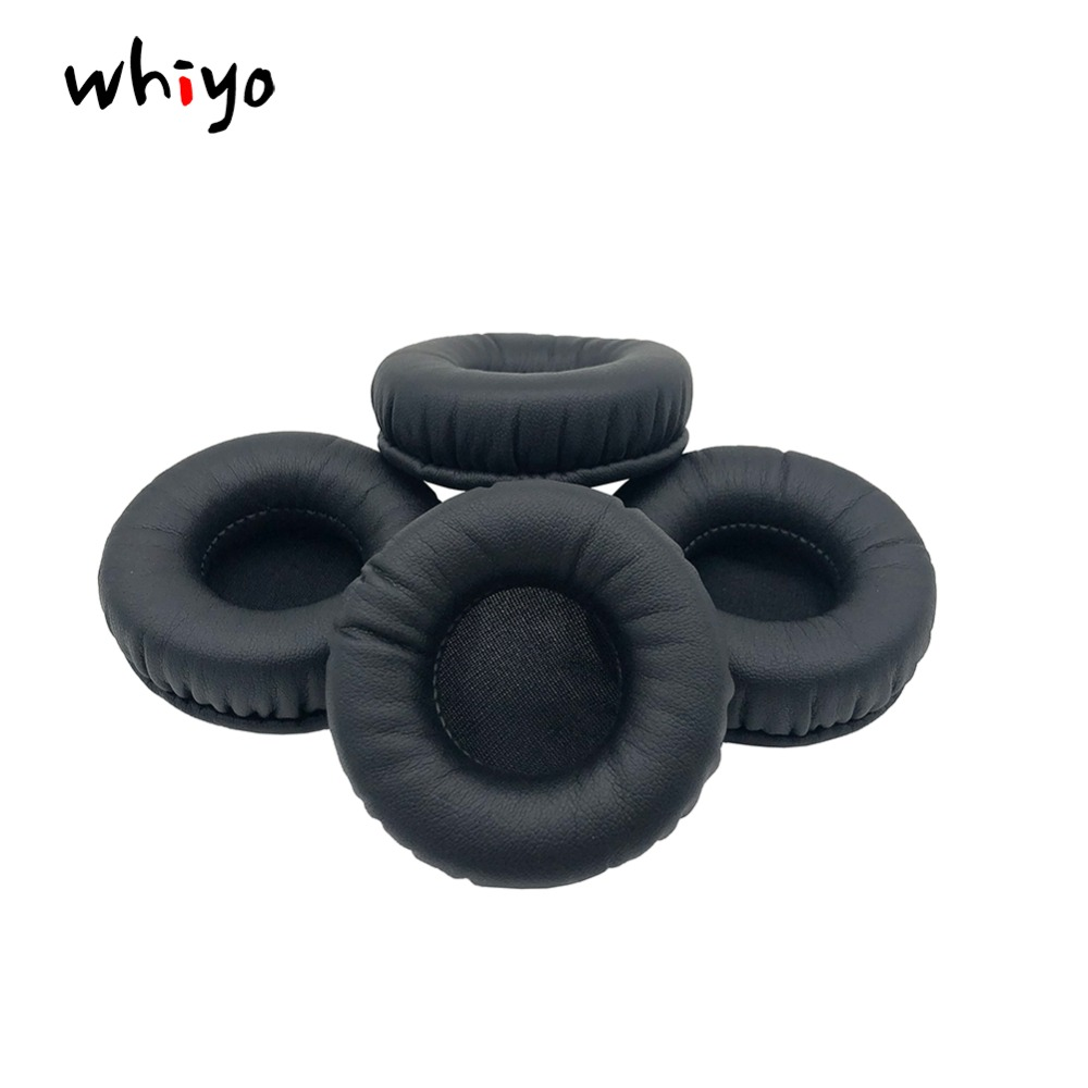 1 pair of Earpads Replacement Ear Pads Spnge for Panasonic RP-HT21 RP HT21 Sleeve Headset Earphone Headphones
