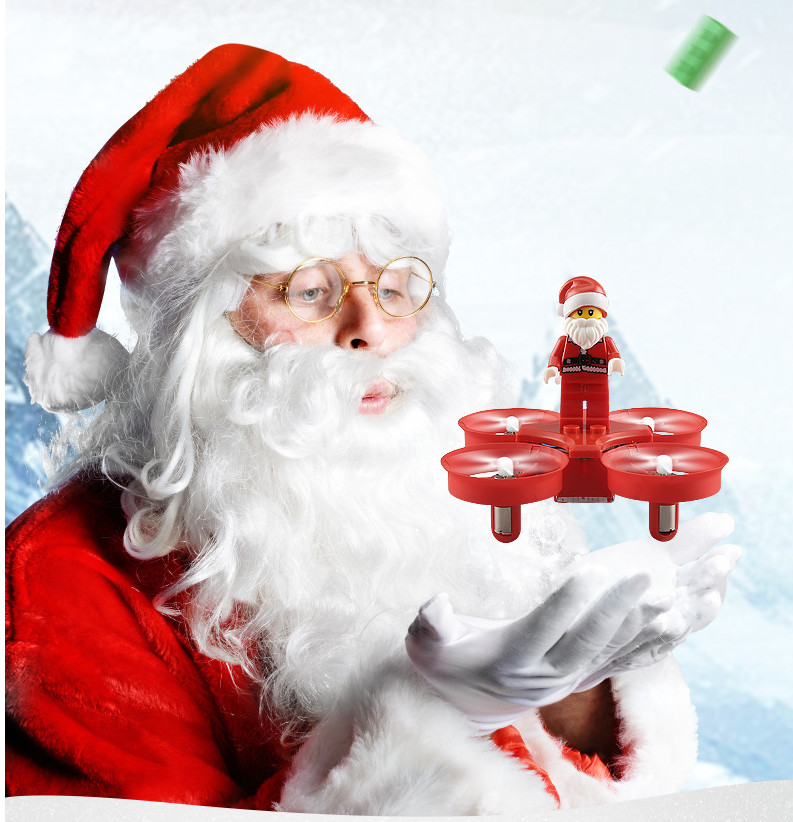 JJRC H67 Flying Santa Claus RC Helicopter Radio wireless remote control Mode Toy dron drone RC Quadcopter quad copter MINI H10