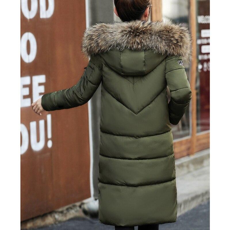 À black Manteau Gray Veste Coton Collier Nouveau 2017 Jacketsfur D'hiver Rembourré Zl820 Vente Parkas green Chaud En Capuchon Femelle Femmes Épaissir Chaude 6wRqX