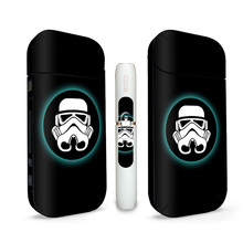 Highest quality Customized IQOS Skins, Peelable adhesive Printing IQOS label Sticker