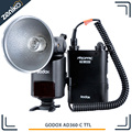 Godox Witstro AD360II-C E-TTL Portable Flash With PB960 Lithium Battert Power Pack for Canon FREE SHIPPING DHL