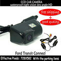 Parking Assistance wired wireless Car RearView Reverse Camera with LED sony ccd  with the parking lines for FORD TRANSIT CONNECT