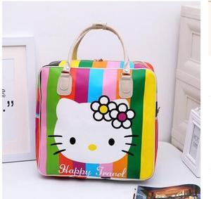 Image 3 - Nowa torebka Hello kitty torebka na ramię torebka podróżna kosmetyczka yey 210
