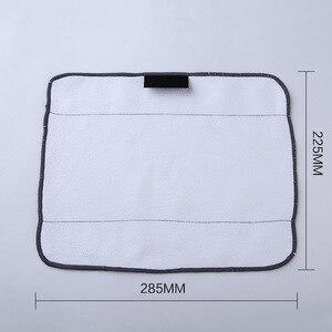 Image 4 - 20pcs/lot Mixed Microfiber 10pcs Mopping Cloths wet + 10 pcs dry for iRobot Braava 380 380t 320 Mint 4200 4205 5200 5200C