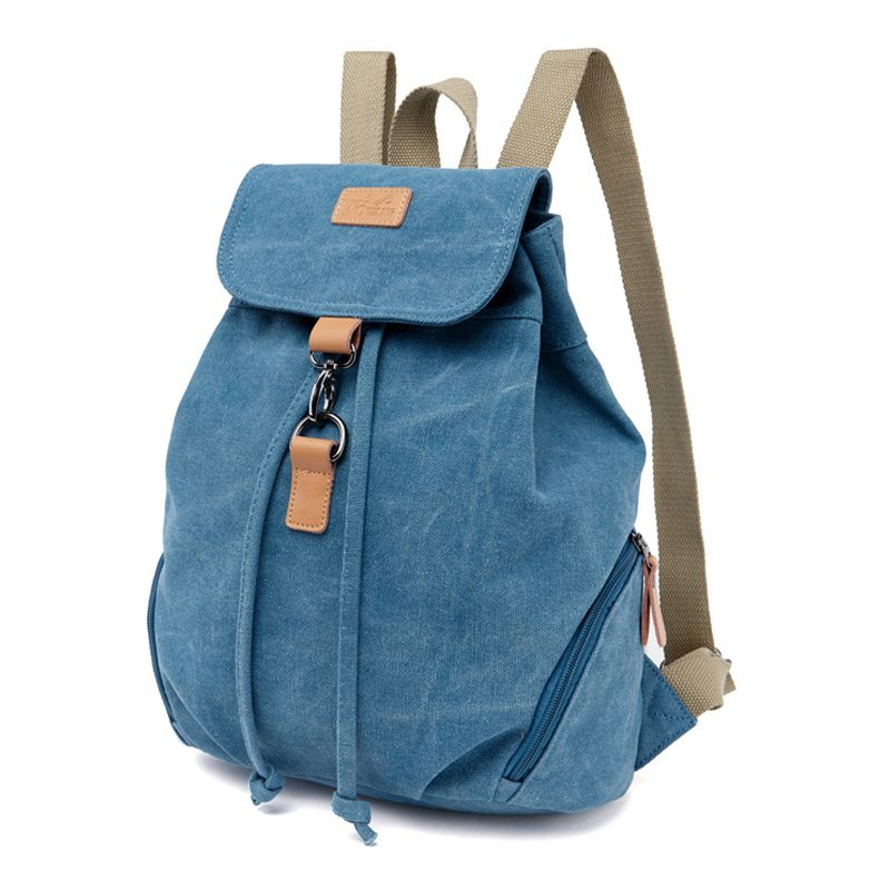 купить High Quality Vintage Backpacks for Teenage Girls Canvas Backpack Women Bag Travel Bag Mochila Escolar Cute Rucksack School Bags онлайн