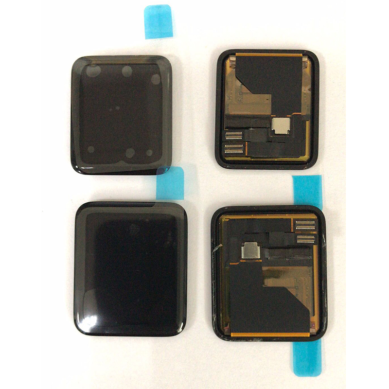 Original For Apple Watch Generation 38 Screen Assembly Capacitive Touch Screen Replacement цена