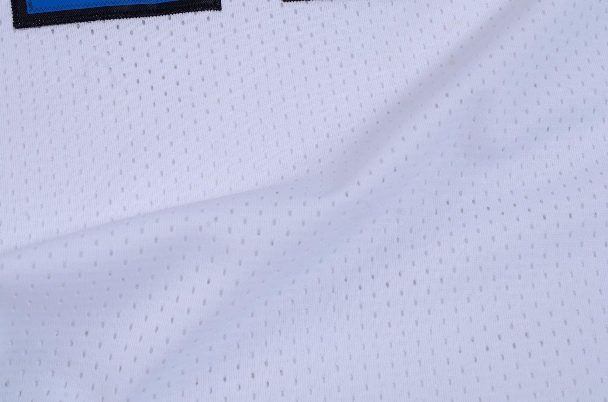 # 3 Camiseta de Baloncesto Lucas Scott Tree Hill Ravens Jersey de pel/ícula Deportiva Jersey de Malla Cosida Top Algod/ón Negro Blanco Azul