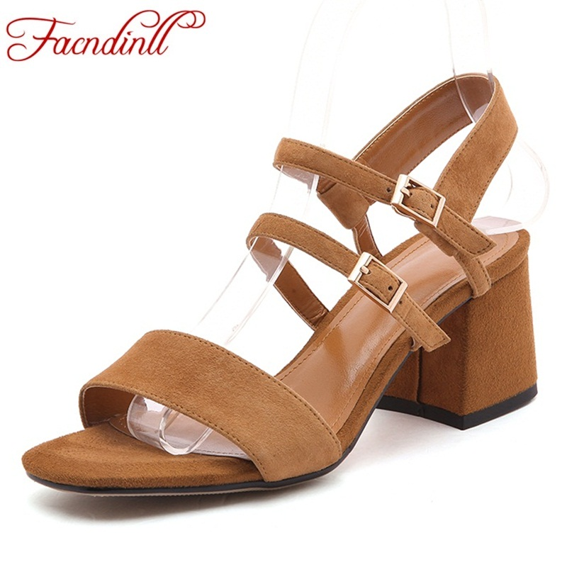new gladiator sandals women fretwork high heel women sandals summer wedge beach casual shoes black kid suede leather dress shoes royyna new sweet style women sandals cover heel summer gingham women shoes casual gladiator ladies shoes soft fast free shipping