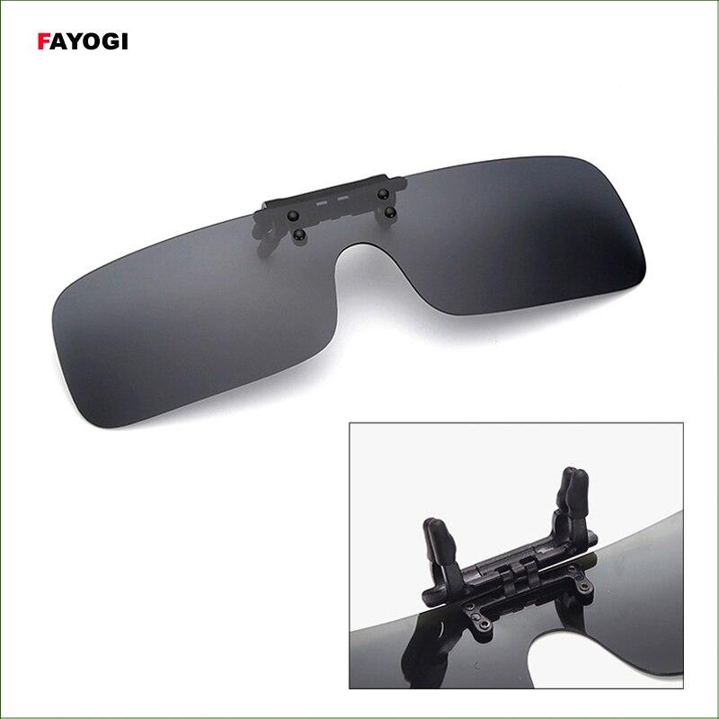 SGC03 All-in-one Óculos Polarizados Clipe Women & Men Night Vision Goggles Para A viagem de pesca