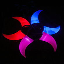 2017 Woman Girl LED Flashing Light-Up Big Devil Horn Headband Carnival Hair Headwear Wedding Glow Party Supplies
