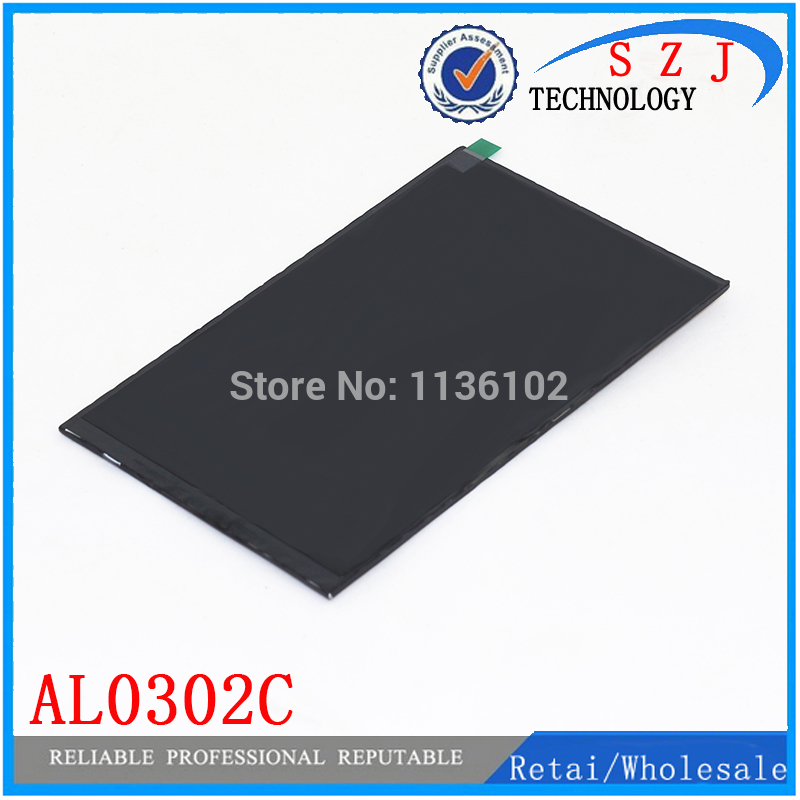 Original 8 inch Tablet PC AL0302C LCD display Digitizer Sensor Replacement LCD screen Free Shipping new 7 inch 7inch oysters 7x 3g tablet pc lcd display lcd screen digitizer sensor replacement free shipping