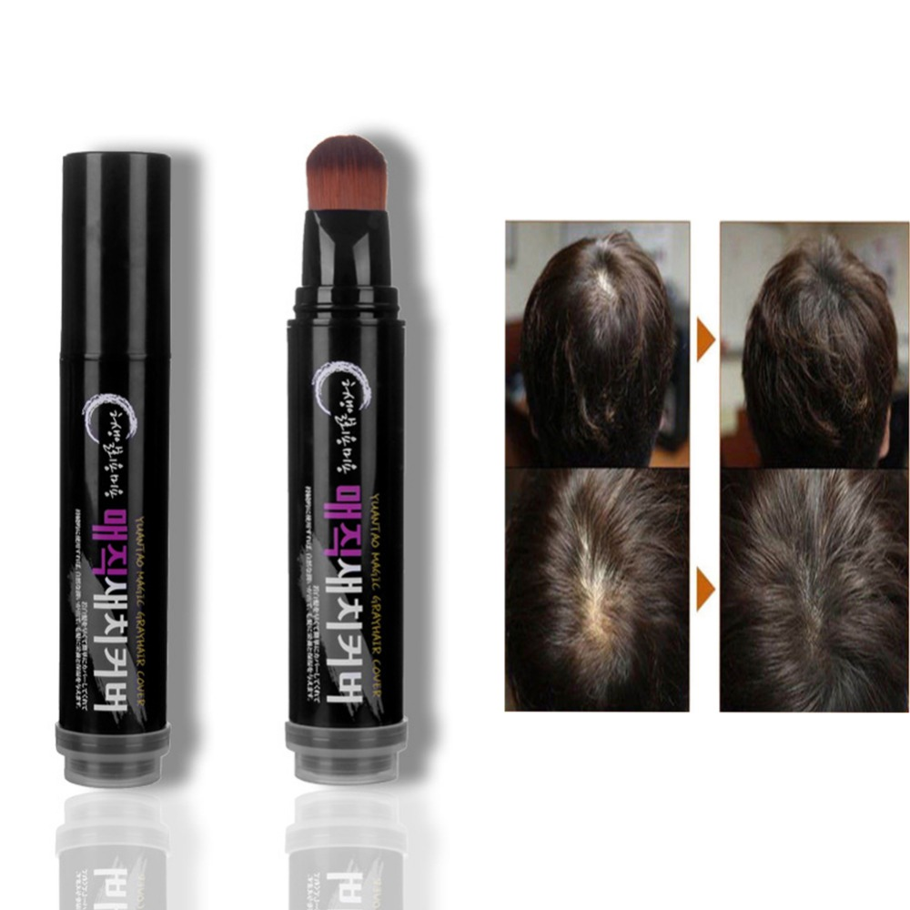 BellyLady Lasing Salon Dye Cream Permanent 20ML Hair Color Bright Hair Dye Cream Natural Herb White Hair Cover Pen image