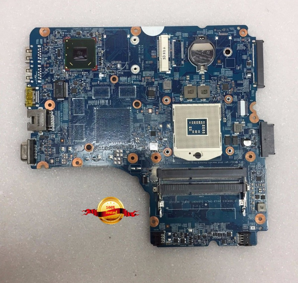 все цены на Top quality , For HP 450 440 721525-001 721525-501 721525-601 laptop motherboard,system board онлайн