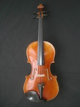 Antique Oil Vanish Strad style Great Master Violin 4/4 Handmade with Excellent sound 1202#
