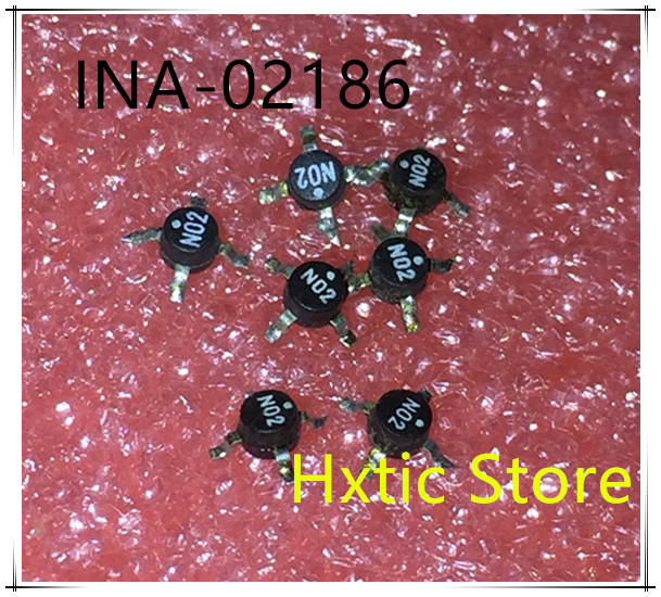 10PCS/LOT INA-02186-TR1 INA-02186 INA02186 INA 02186 MARKING N02