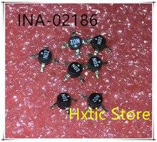 10PCS/LOT INA-02186-TR1 INA-02186 INA02186 INA 02186 MARKING N02
