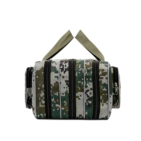 mao ombro saco de pesca portatil vara