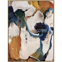 100%Hand Painted High Quality Oil Wall Art Abstract Oil Painting on Canvas Modern Design Art for Home Decor Oil Painting