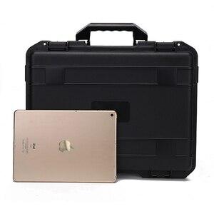 Image 4 - Große Wasserdichte Lagerung Box Tragbare Sicher Tragetasche für DJI Mavic 2 Pro /Zoom Drone /Controller Zubehör