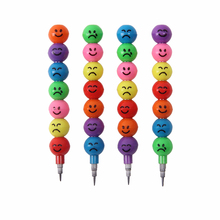 5 PCS/Lot Korean Cute Standard Pencil Novelty Sugar-Coated Haws Lead Pencil For Kids Writing Drawing School Stationery Supplies