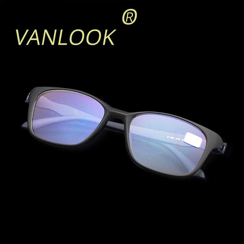 Anti Blue Ray Lunettes D'ordinateur Transparent Lunettes pour Femmes Hommes Monture de lunettes Lunettes Oculos De Grau Mode Objectif Clair