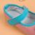 2017 nova chegada de borracha macia crianças baby girl shoes pu de couro de cristal decorado lazer princesa shoes infantil kids shoes