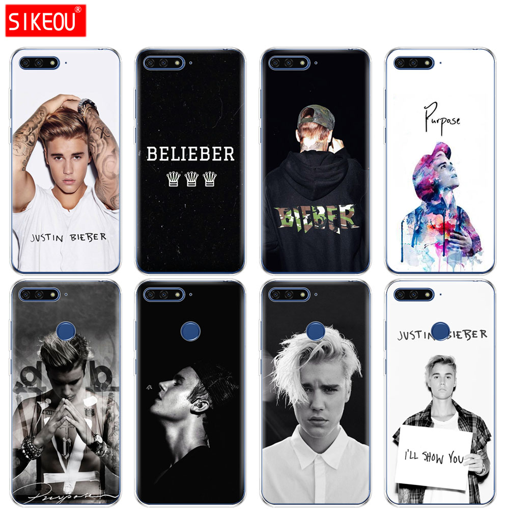 Phone Bags & Cases Fitted Cases Lavaza Justin Bieber Purpose Tour Soft Tpu Silicone Case Cover For Huawei Mate 10 20 P8 P9 P10 P20 Lite Pro P Smart 2019 Cases