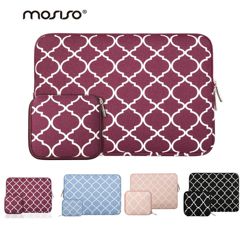 MOSISO Laptop Sleeve Case for Macbook Air 11 Pro 13 15 14 inch Notebook Cover for Asus/Acer/Dell Ultrabook Netbook Computer Bags