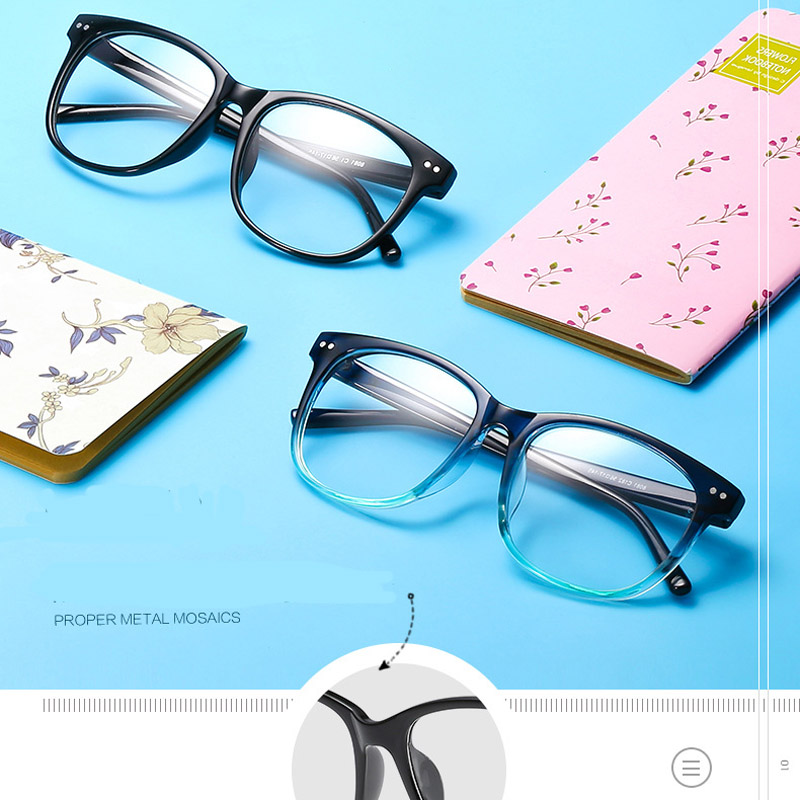 f7f73cd082 Square Clear Glasses Women Fake Glasses Fashion Eyeglasses Optical Frames  Reading Eyewear Spectacle Frames Transparent Oculos-in Eyewear Frames from  Apparel ...