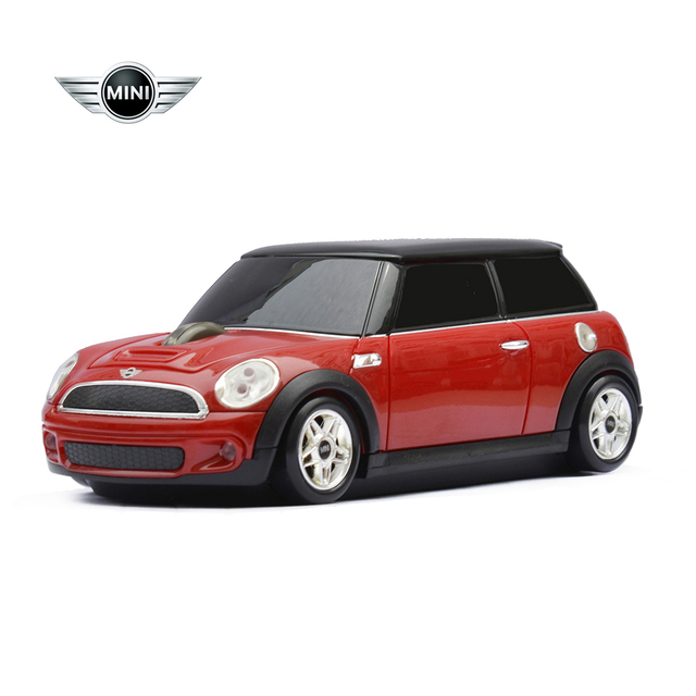 Officially Licensed Mini Cooper S Wireless Mouse Car Model Best Gift