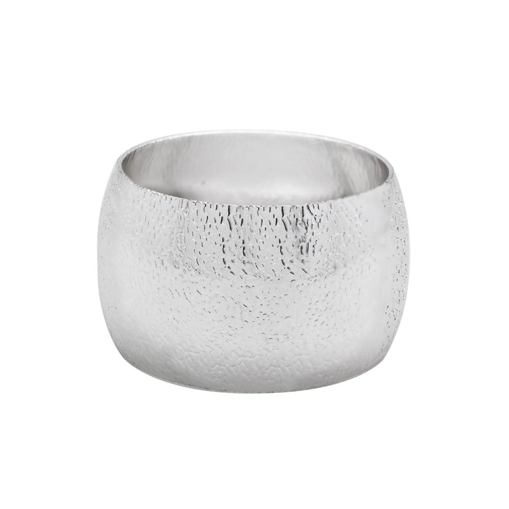 TAI Top 6 шт. металлическая для салфеток, кольца для свадьбы, рождественской вечеринки, отеля, кухни, круглая пряжка, держатель для салфеток, декор стола