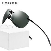 Ultem TR90 Randlose Sonnenbrille Männer Ultraleicht Männlichen Hohe Qualität Aviador Gespiegelt Luftfahrt Sonne Gläser für Frauen Nylon Objektiv