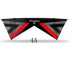 2 42M Large Kite Flying Stunt Kite Quad Line Sports Beach Kite Outdoor Performance 16 Colors