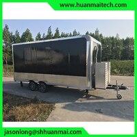 Пищевой грузовик концессионный Трейлер мобильный кухонный прицеп для кейтеринга